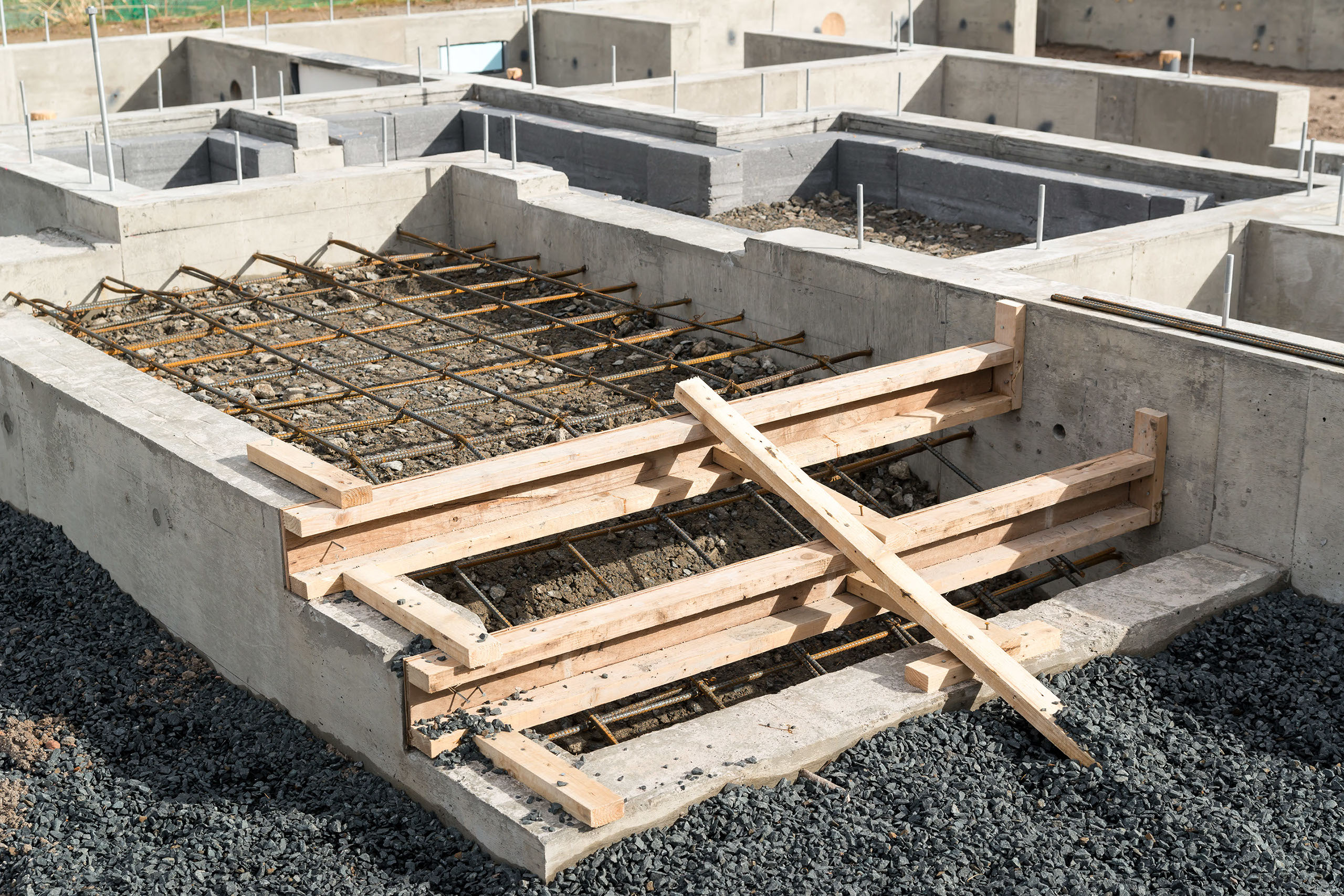 Concrete Suppliers Chiswick