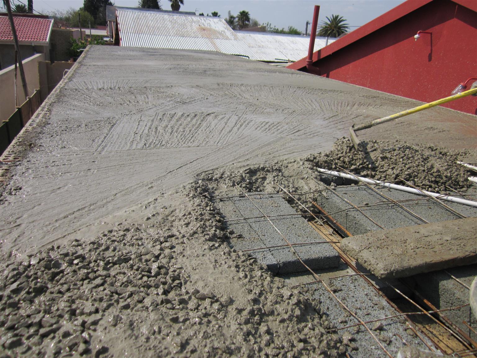 Concrete Suppliers Clapham