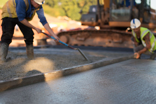 Concrete Suppliers Islington
