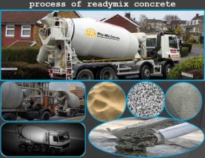 The Ready Mix Concrete Process | Pro Mix Concrete