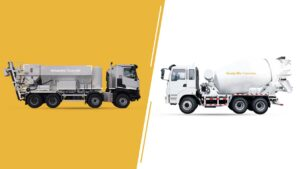 Read more about the article Volumetric Concrete vs Ready Mix Concrete | Which One Is Best?