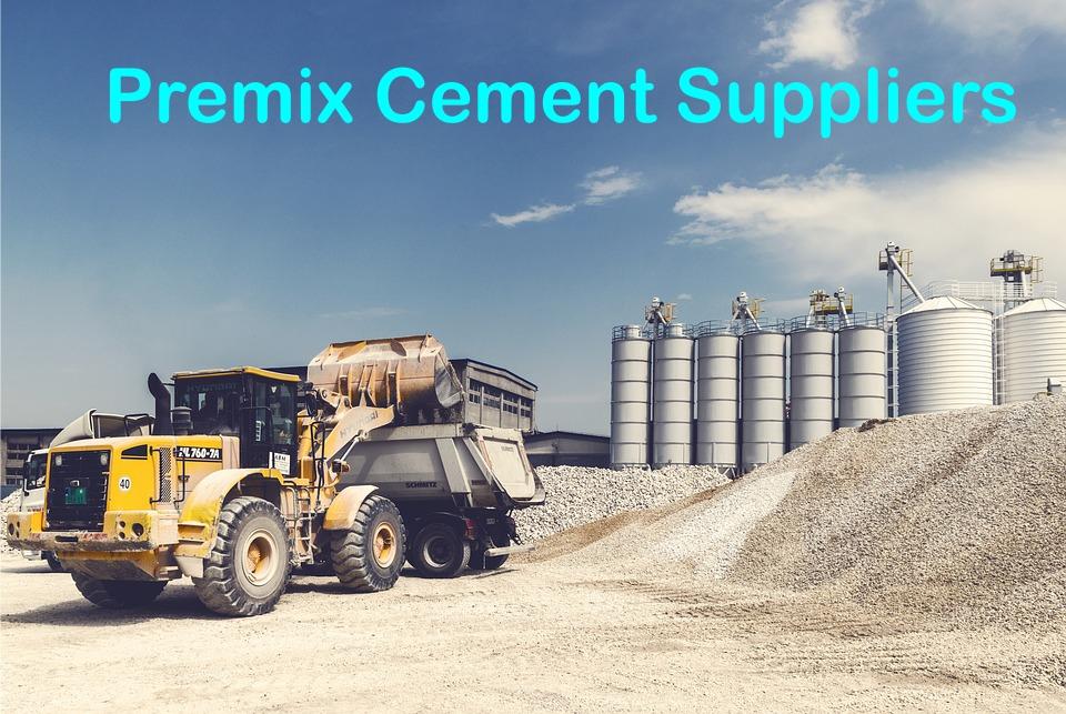 Premix Cement Suppliers