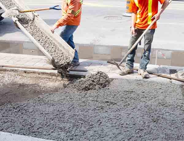 Concrete Suppliers Brixton