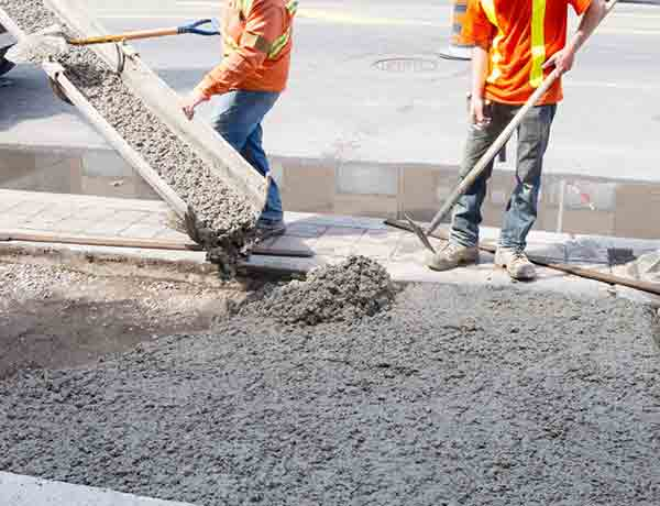 Concrete Suppliers Croydon