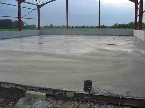 Concrete Suppliers Ealing