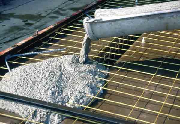 Concrete Suppliers Sutton