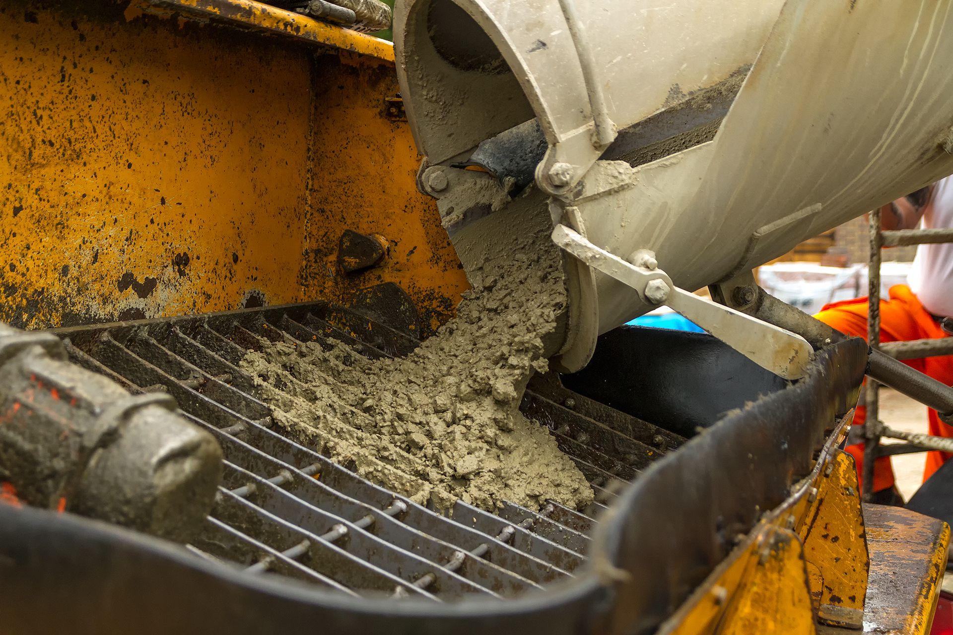 Concrete Suppliers Beckenham